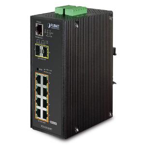 Новый управляемый коммутатор Gigabit Ethernet IGS-10020HPT с функцией PoE+